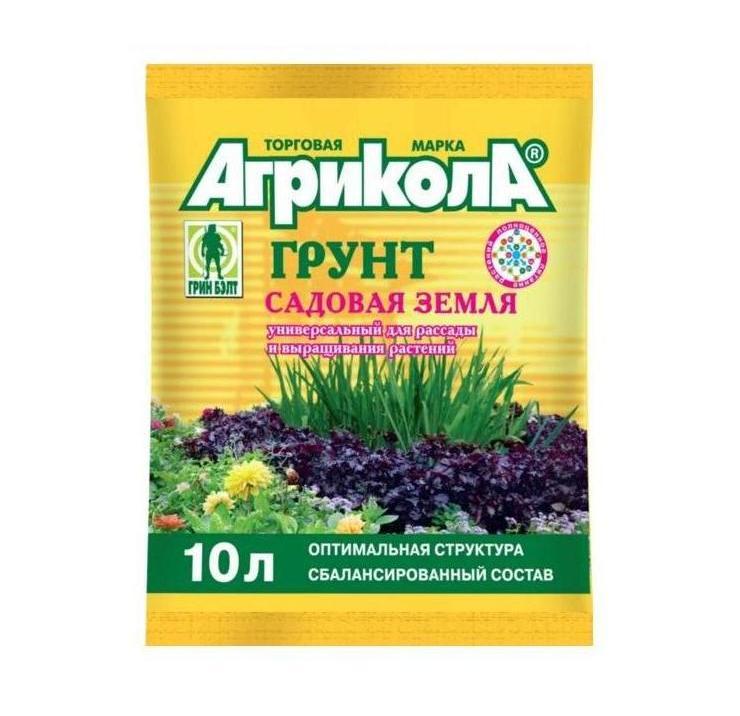 Агрикола ГРУНТ универсальный 10л