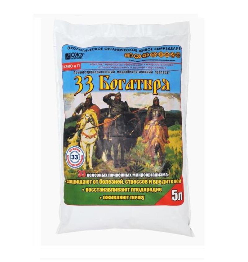 33 Богатыря почвоозд.препарат 5л