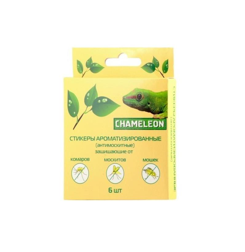 CHAMELEON стикер аром.антимоскитный