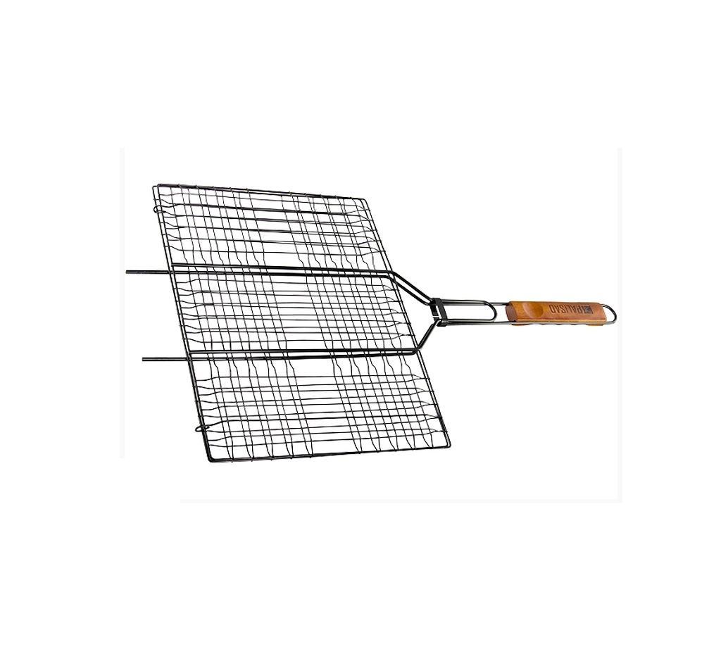 BBQ Решётка-гриль 34*22 плоская 0621