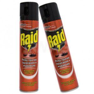 Средства от тараканов, муравьев и клопов