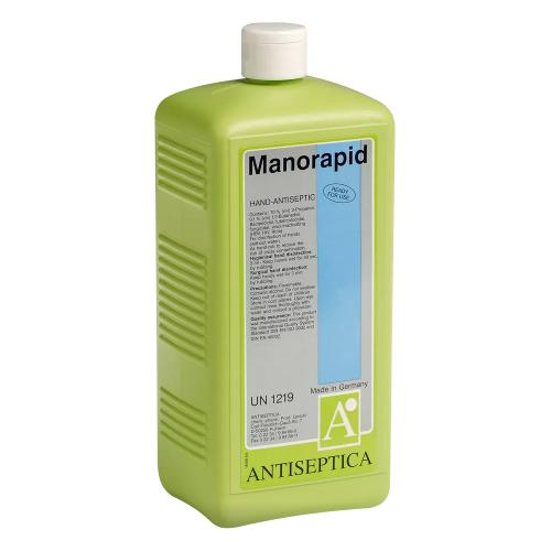 Антисептик для рук Профессиональный MANORAPID 1л