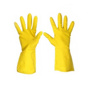 AST перчатки резиновые 12 пар L